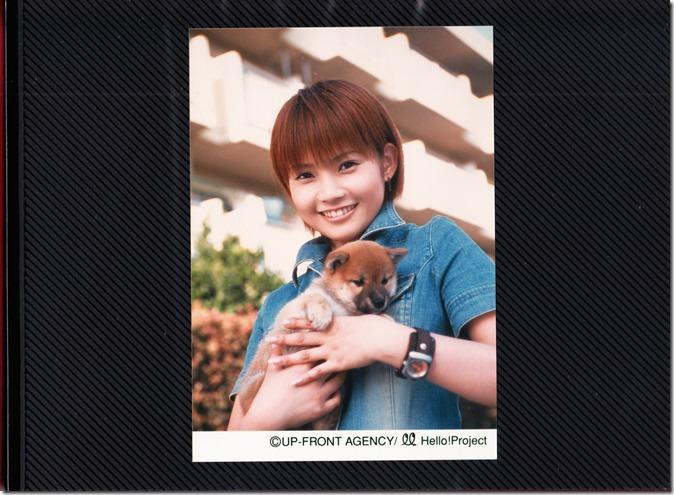 Abe Natsumi history album 1998.1.28 ~ 2004.1.25 (20)