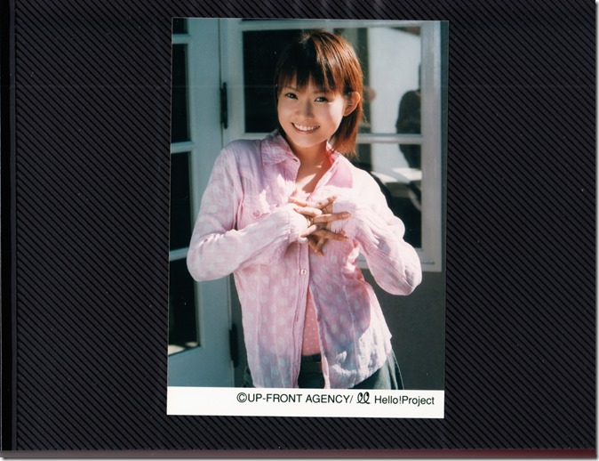 Abe Natsumi history album 1998.1.28 ~ 2004.1.25 (22)