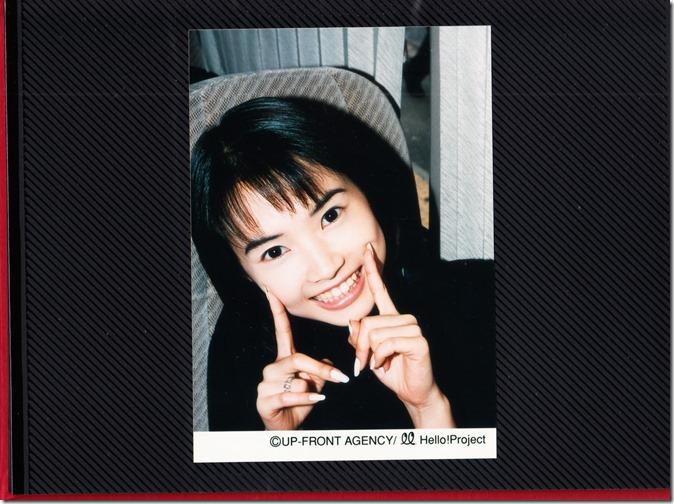 Abe Natsumi history album 1998.1.28 ~ 2004.1.25 (6)