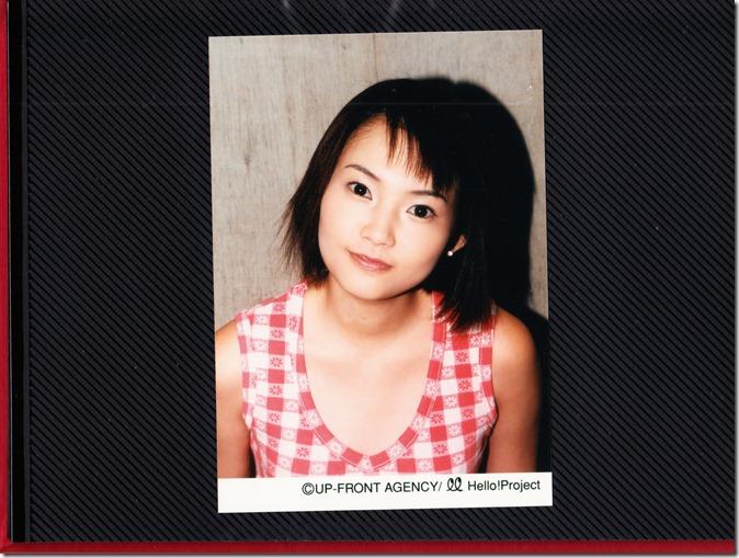 Abe Natsumi history album 1998.1.28 ~ 2004.1.25 (8)