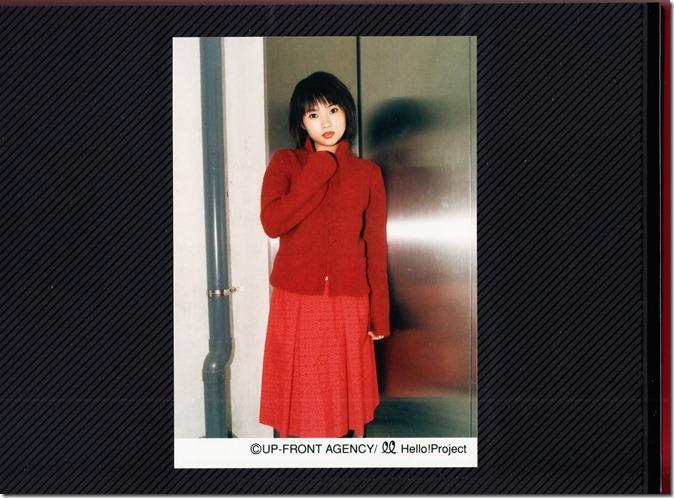 Abe Natsumi history album 1998.1.28 ~ 2004.1.25 (9)