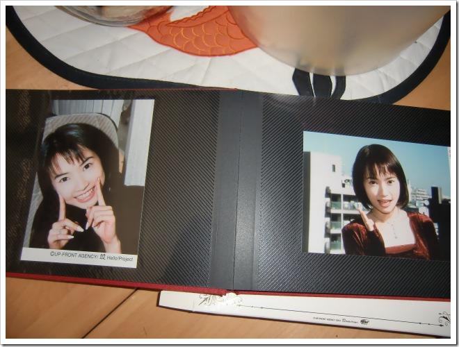 Abe Natsumi History Album...
