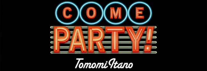 Itano Tomomi in COME PARTY! (1)