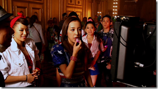 Itano Tomomi in COME PARTY! (making) (31)