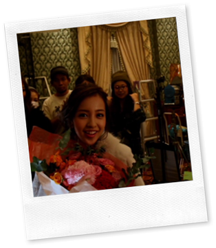 Itano Tomomi in COME PARTY! (making) (35)