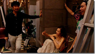 Itano Tomomi in COME PARTY! (making) (9)