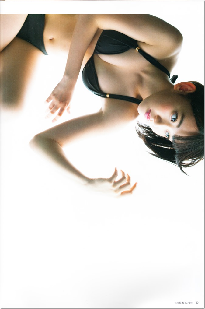 Mayuyu♥ & Sakuran in GRAVURE The Television Vol. 36(15)