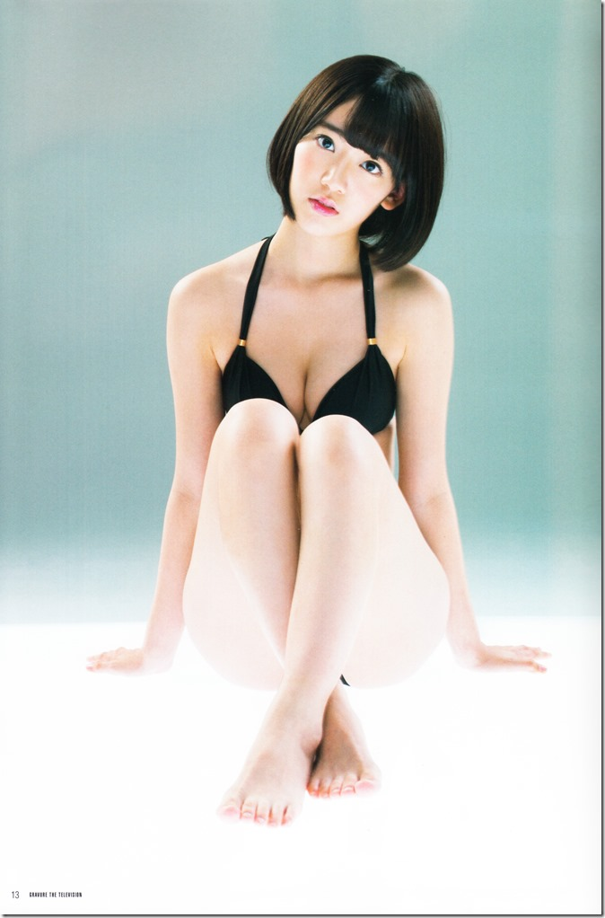 Mayuyu♥ & Sakuran in GRAVURE The Television Vol. 36(16)