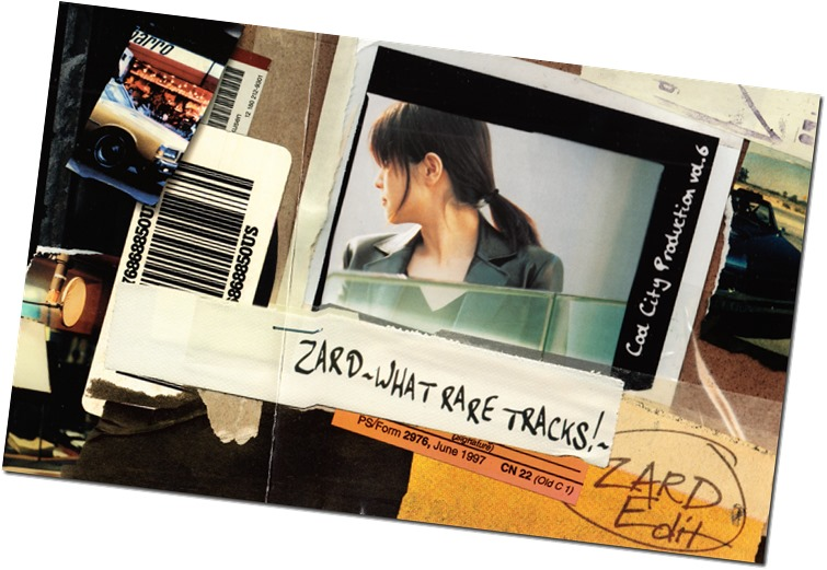 ZARD-What Rare Tracks!~ZARD edit (1)