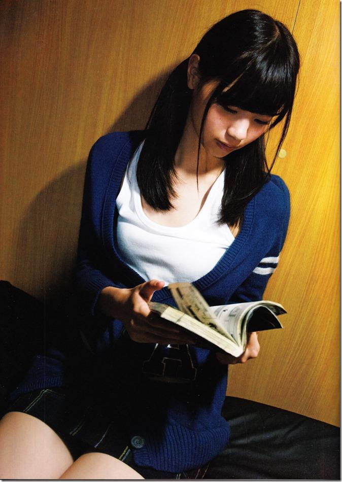 西野七瀬ファースト写真集普段着 (108)