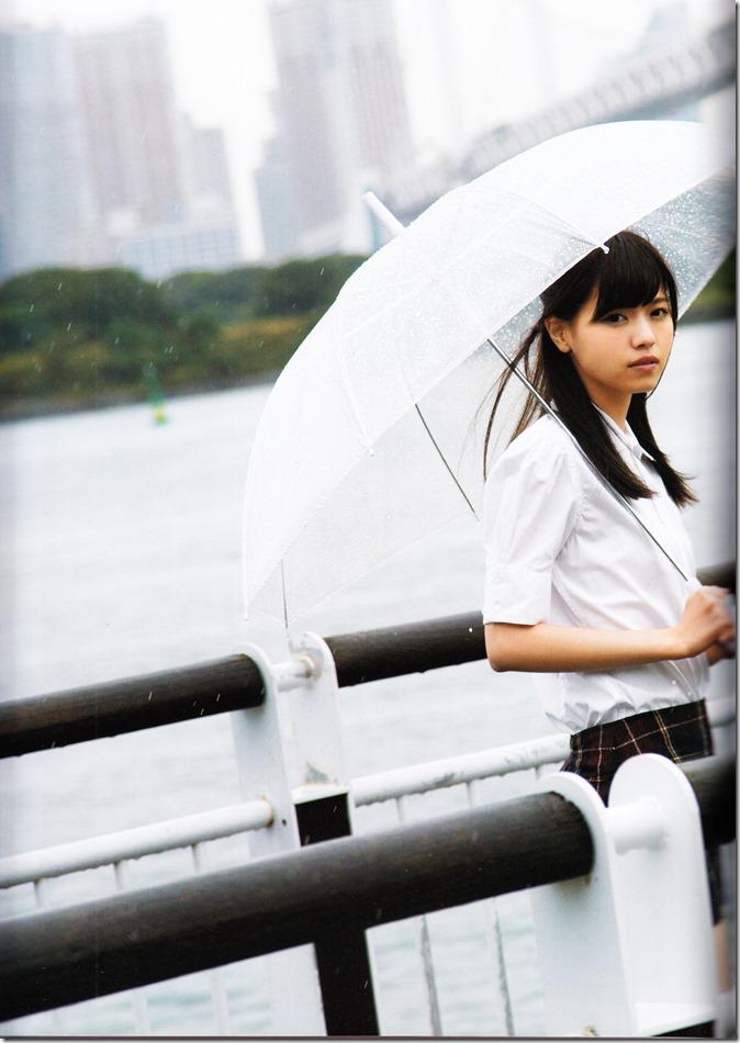 西野七瀬ファースト写真集普段着 (116)