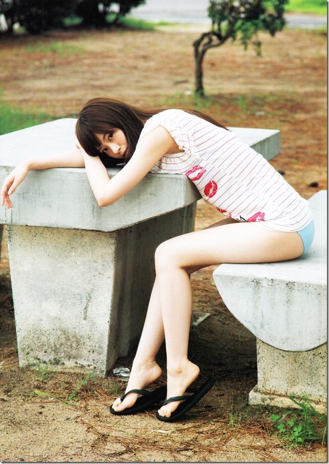 西野七瀬ファースト写真集普段着 (12)
