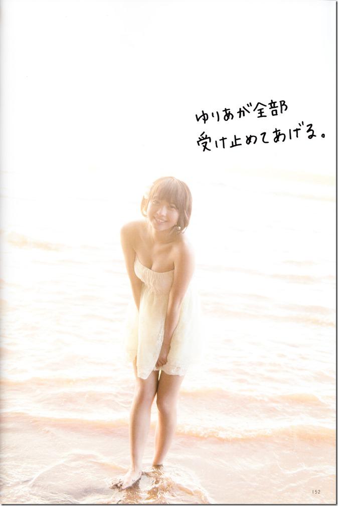 木崎ゆりあファースト写真集ぴーす (158)