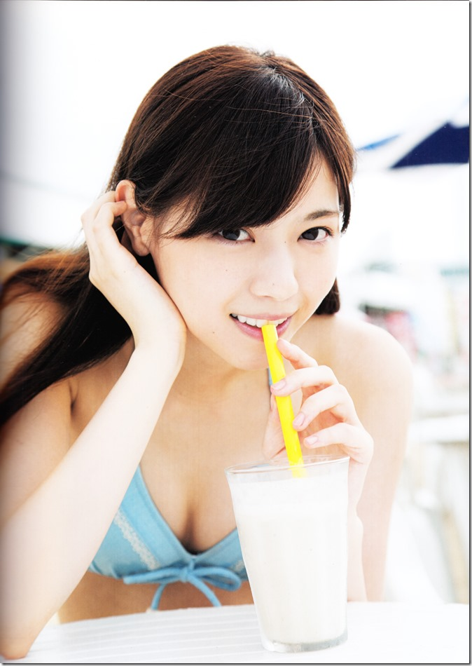 西野七瀬ファースト写真集普段着 (23)