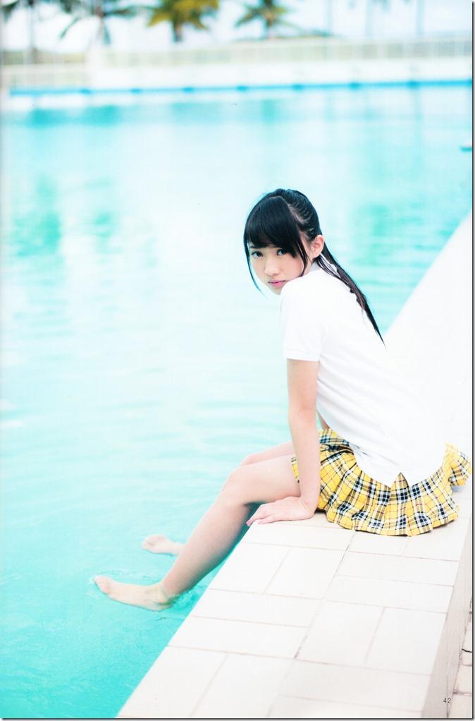 木崎ゆりあファースト写真集ぴーす (48)