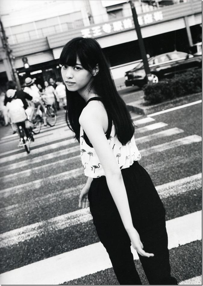 西野七瀬ファースト写真集普段着 (6)