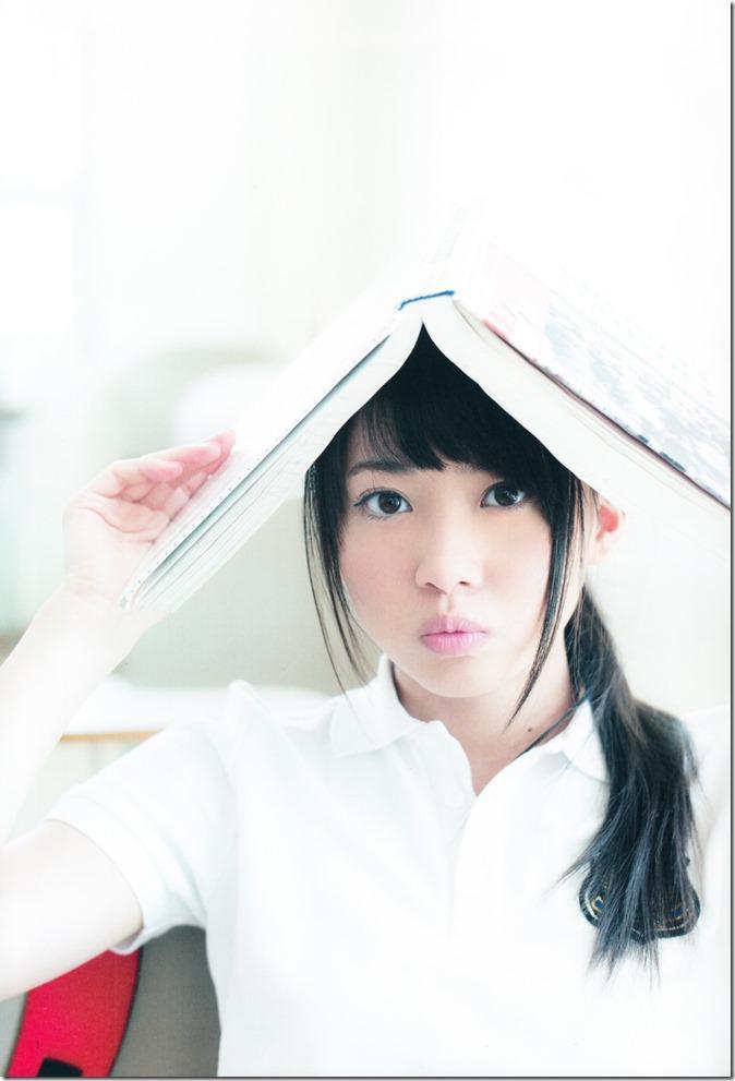木崎ゆりあファースト写真集ぴーす (8)
