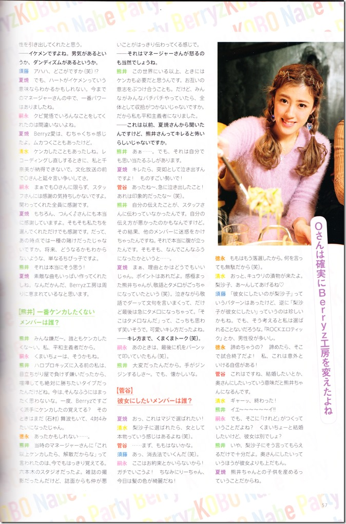 Berryz Koubou 2004-2015 The Final Photo Book (59)