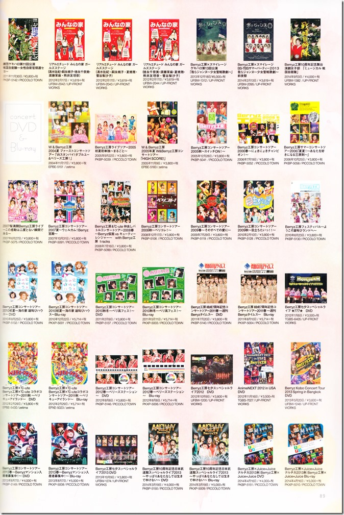 Berryz Koubou 2004-2015 The Final Photo Book (91)