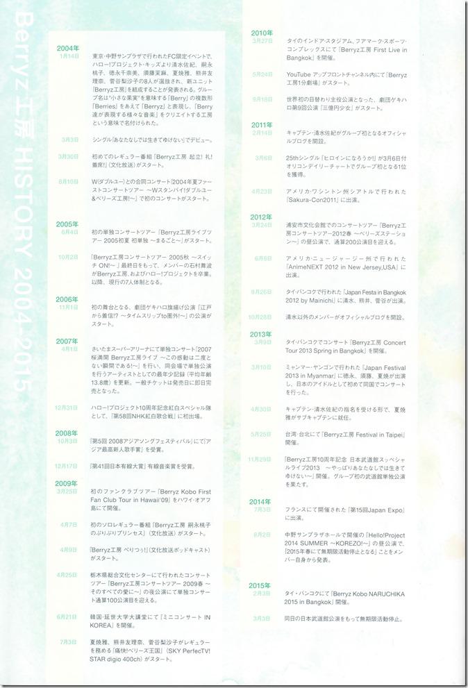 Berryz Koubou 2004-2015 The Final Photo Book (96)