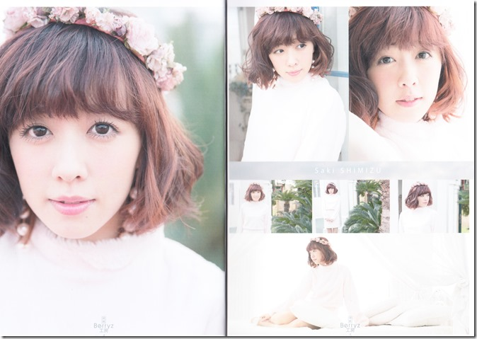 Berryz Koubou The Final Completion Box booklet & Digipak images (10)