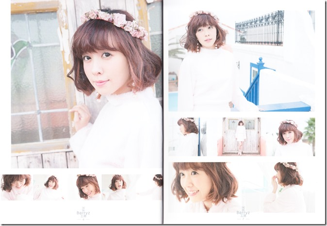 Berryz Koubou The Final Completion Box booklet & Digipak images (11)