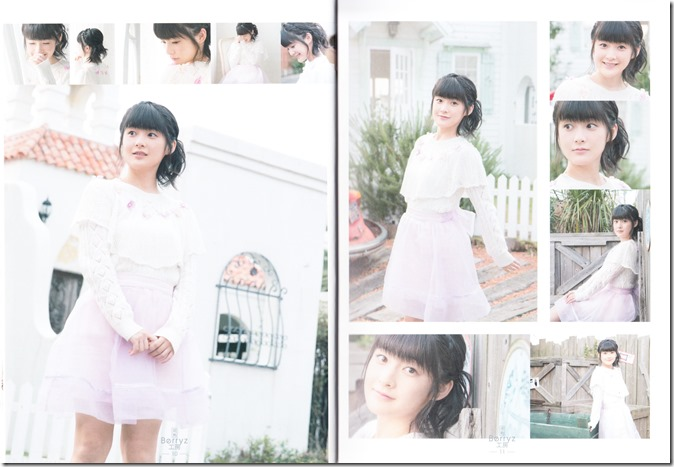 Berryz Koubou The Final Completion Box booklet & Digipak images (13)