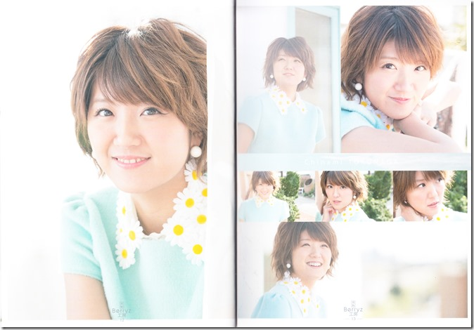 Berryz Koubou The Final Completion Box booklet & Digipak images (14)