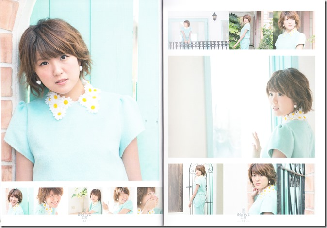 Berryz Koubou The Final Completion Box booklet & Digipak images (15)