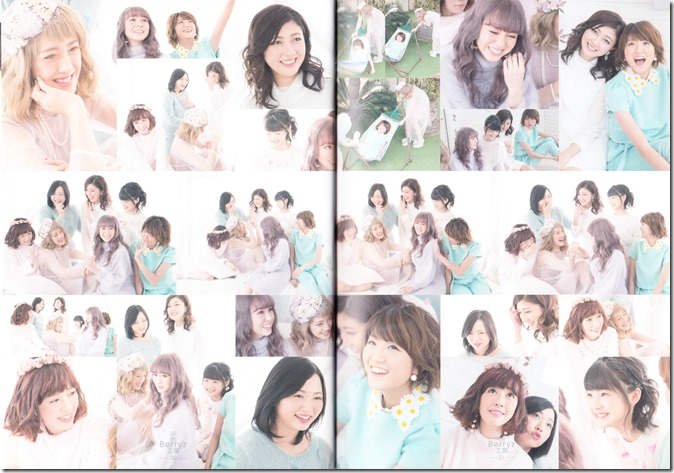 Berryz Koubou The Final Completion Box booklet & Digipak images (18)