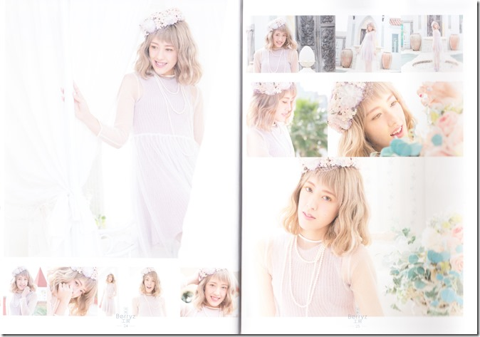 Berryz Koubou The Final Completion Box booklet & Digipak images (20)
