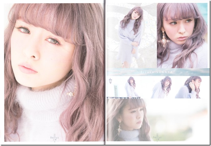 Berryz Koubou The Final Completion Box booklet & Digipak images (23)