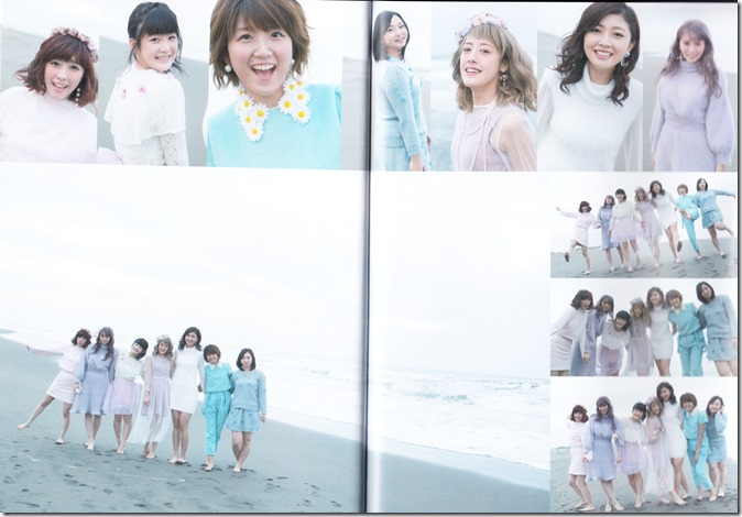 Berryz Koubou The Final Completion Box booklet & Digipak images (25)