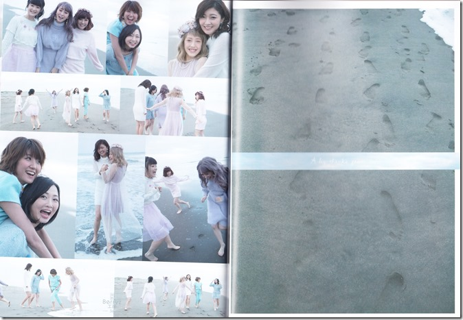Berryz Koubou The Final Completion Box booklet & Digipak images (26)