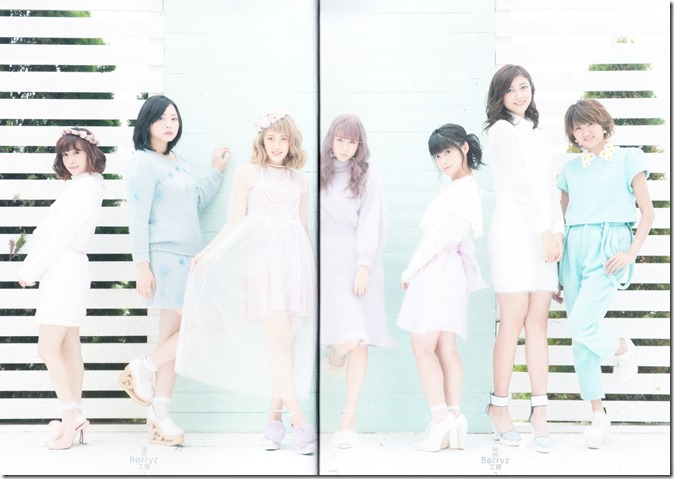Berryz Koubou The Final Completion Box booklet & Digipak images (9)