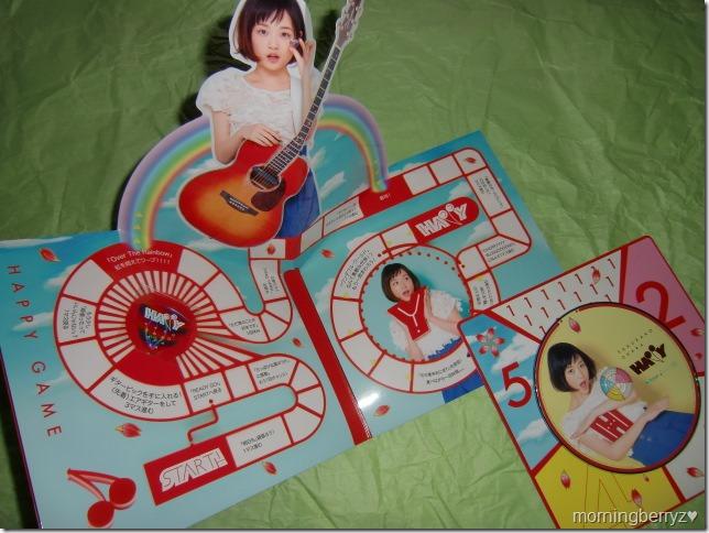 Ohara Sakurako HAPPY EP version release, HAPPY GAME