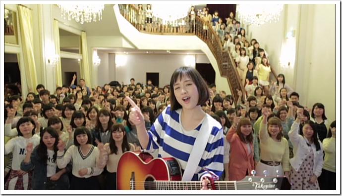 Ohara Sakurako in HAPPY (15)