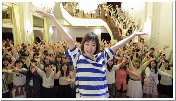 Ohara Sakurako in  MAKING MOVIE (mv & photo session) (21)
