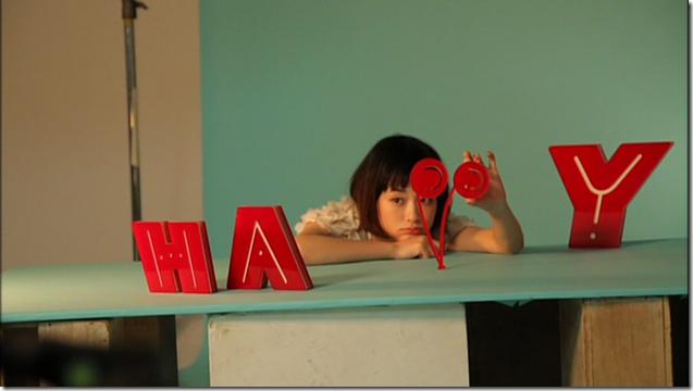 Ohara Sakurako in  MAKING MOVIE (mv & photo session) (6)