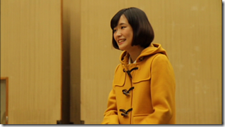 Ohara Sakurako in Minna de utaou HITOMI recording (10)
