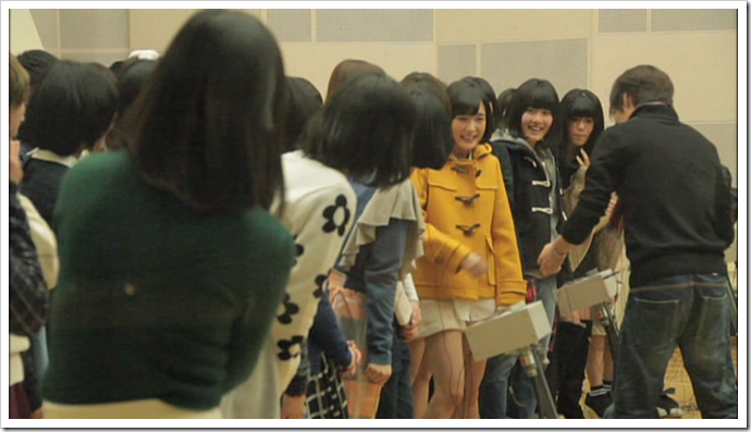 Ohara Sakurako in Minna de utaou HITOMI recording (11)
