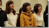 Ohara Sakurako in Minna de utaou HITOMI recording (16)
