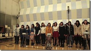 Ohara Sakurako in Minna de utaou HITOMI recording (18)