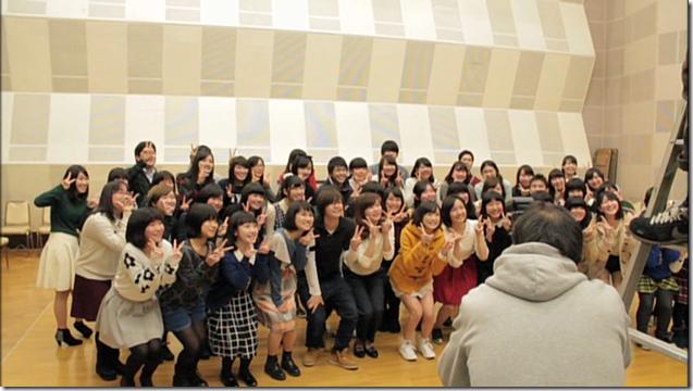 Ohara Sakurako in Minna de utaou HITOMI recording (19)