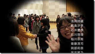 Ohara Sakurako in Minna de utaou HITOMI recording (25)