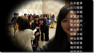 Ohara Sakurako in Minna de utaou HITOMI recording (26)