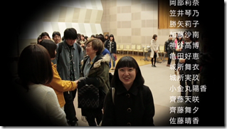 Ohara Sakurako in Minna de utaou HITOMI recording (28)