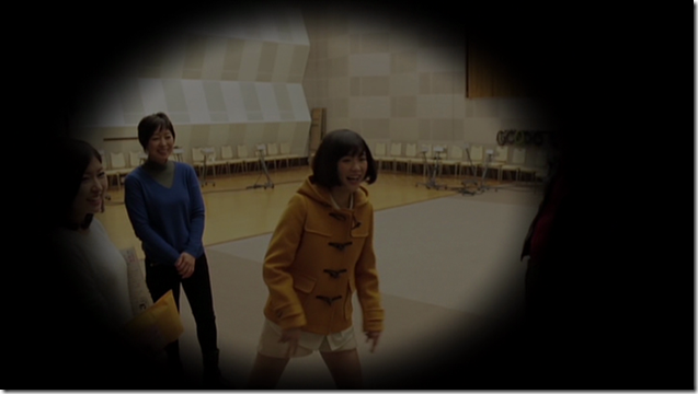 Ohara Sakurako in Minna de utaou HITOMI recording (31)