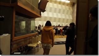 Ohara Sakurako in Minna de utaou HITOMI recording (6)