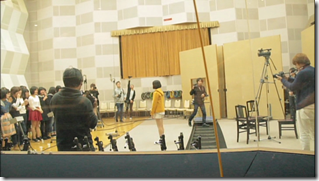 Ohara Sakurako in Minna de utaou HITOMI recording (9)